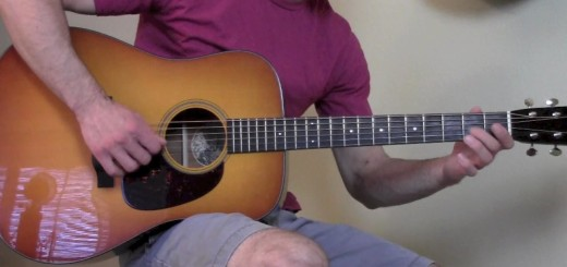 Country/Bluegrass Lick #3