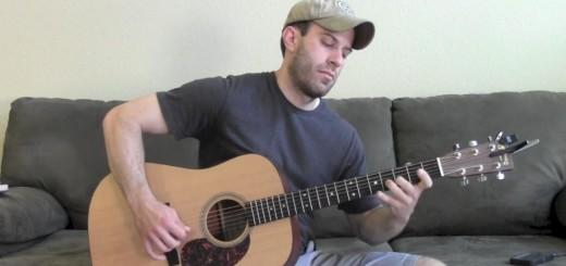 Guitar Licks 3rd Position Minor Pentatonics