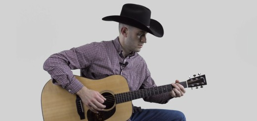 Country Lick 1st Position G Minor Pentatonic Scale (Lick #3)