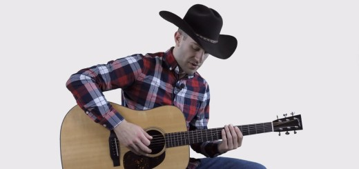 Country Lick 2nd Position G Minor Pentatonic Scale (Lick #3)
