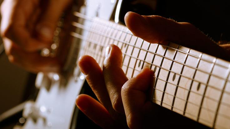 how to play lead guitar with the pentatonic scales