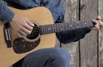 foggy mountain rock chord progression guitar lesson bluegrass licks