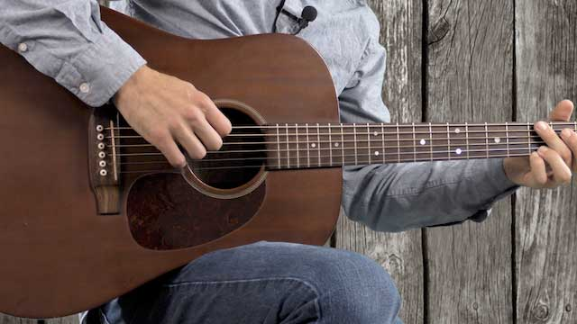 country strumming patterns