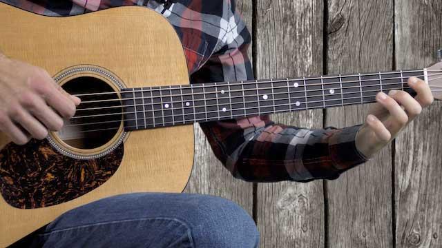 bluegrass guitar licks improvising course lesson 3 easy pentatonic licks blues scale beginner riffs
