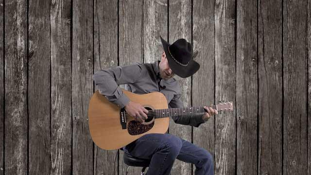 bluegrass licks for improvising guitar lesson course beginner