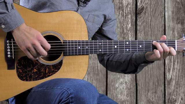 country rhythm guitar hybrid picking