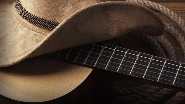 hybrid picking country rhythm guitar folk music