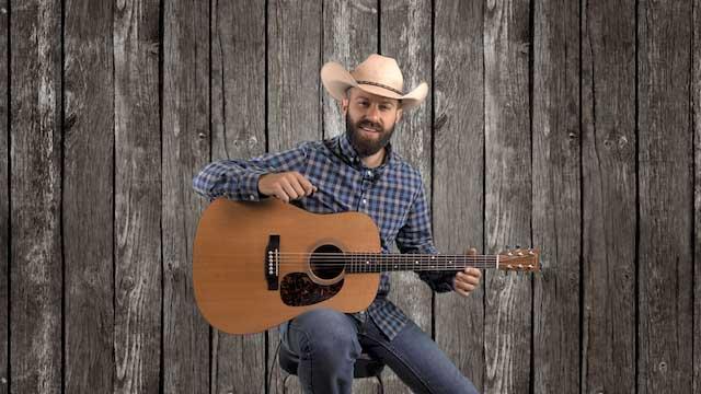 big sciota guitar lesson traditional tune origin