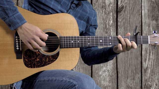 railroad bill finger style guitar lesson