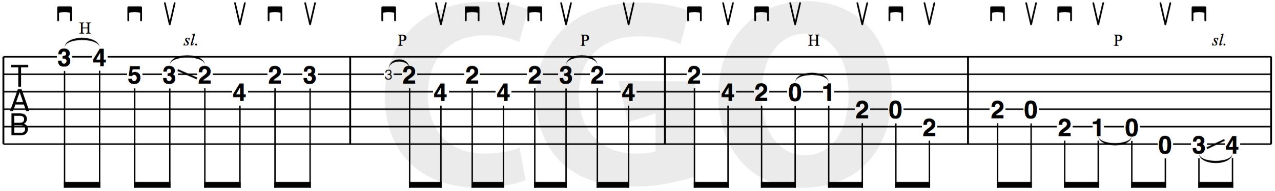 bluegrass-guitar-lick-tablature-bl-e0001
