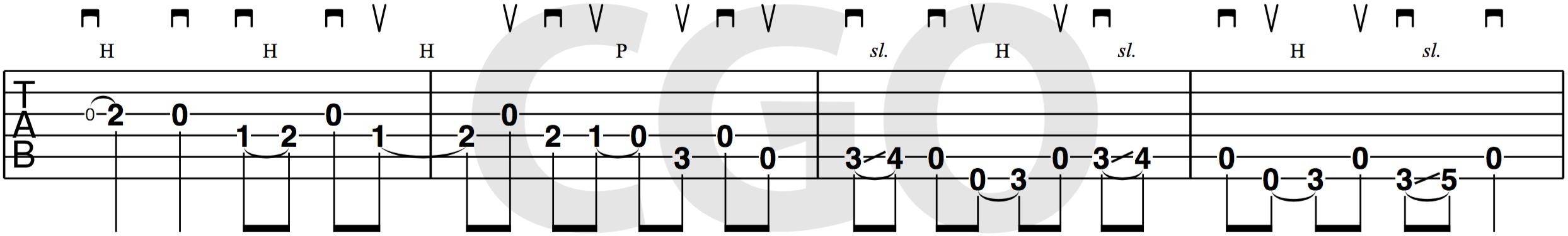 bluegrass-flatpicking-guitar-lick-tablature-a0001