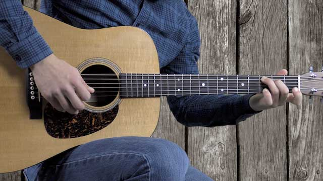 beaumont rag guitar tablature