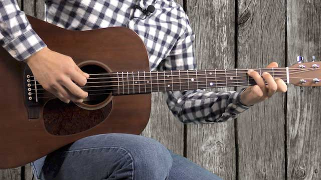 mid-range acoustic guitars for country bluegrass music