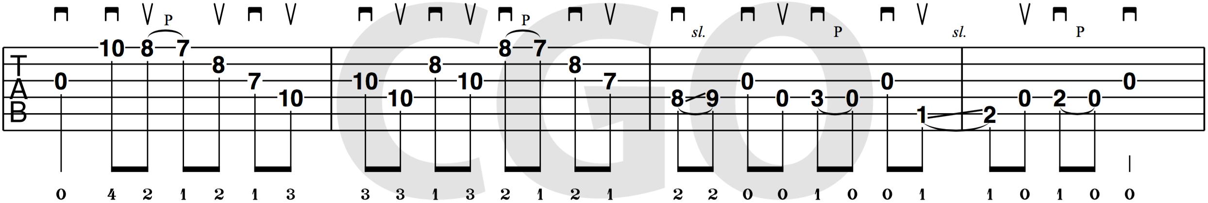 tony-rice-bluegrass-guitar-lick-1-tablature