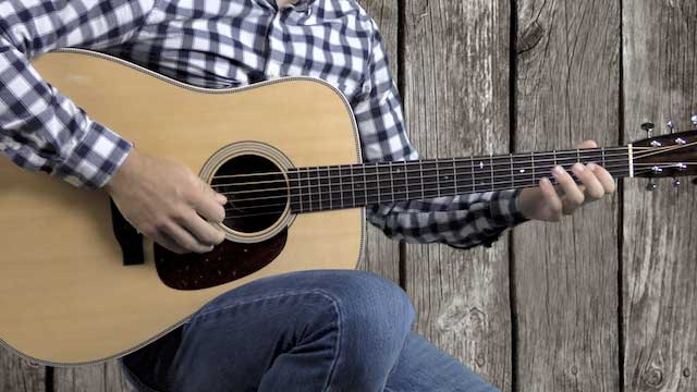 doc watson flatpicking guitar lesson