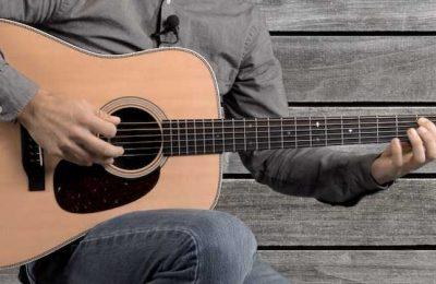 brad paisley country guitar lick cl0005