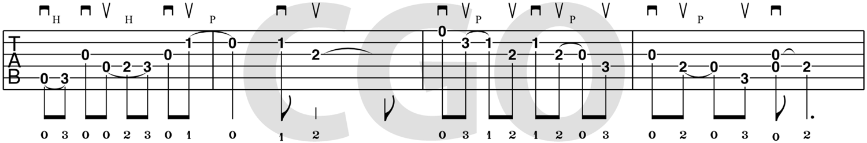 brad-paisley-guitar-lick-tablature-cl0001