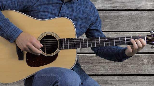 bluegrass flatpicking guitar course