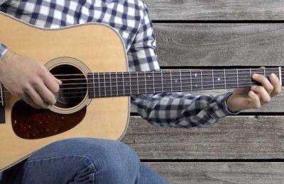 country guitar lick in e cl-e0001