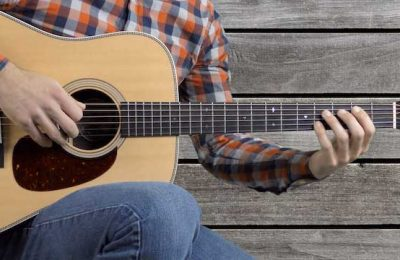 country guitar lick in e cl-e0002