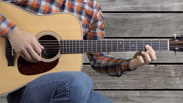 country guitar lick in e cl-e0006