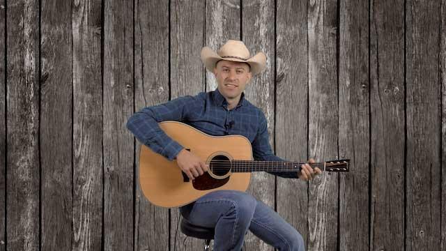 johnny cash rhythm and fills guitar lesson